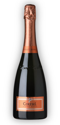 Prosecco Colesel - Pinot Rose - Vénétie - Italie